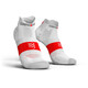 Compressport Pro Racing V3.0 Ultralight Run Low Socks White